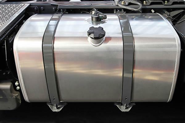 New fuel tank